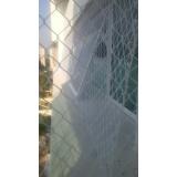 quanto custa tela de proteção para sacada na Vila Esperança