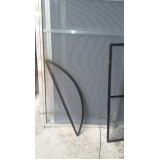 quanto custa tela mosqueteira para janela em Jandira