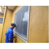 quanto custa tela mosquiteiro para janela na Chácara Klabin