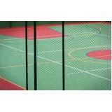 quanto custa telas de proteção para quadra poliesportiva no Jardim Paulistano