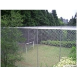 rede de proteção para quadra de futsal na Água Funda
