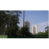 redes de proteção para quadras em São Paulo