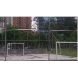 rede de proteção para quadras no Jardim Europa