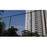 rede para quadra esportiva preço Vila Cruzeiro do Sul