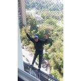 redes de proteção em São Paulo na Serra da Cantareira