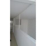 redes de proteção em SP na Vila Romana