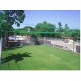 redes de proteção para campo de futebol em Pinheiros