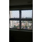 redes de proteção para janelas na Cidade Domitila