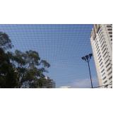 redes de proteção para quadras de futebol na Vila Gustavo