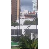 redes de proteção para quadras poliesportivas no Jardim Guarapiranga