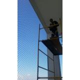 redes de proteção para sacadas preço em Higienópolis
