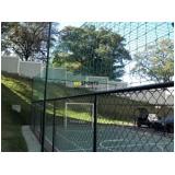 tela de nylon para quadra esportiva Marginal Pinheiros