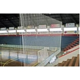 tela de proteção para quadra de futebol em Pinheiros