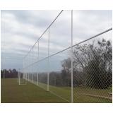tela de proteção para quadra poliesportiva na Vila Uberabinha
