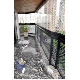 tela de proteção preço m2 em SP no Jardim Jabaquara