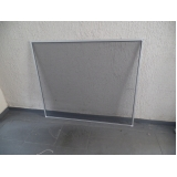 tela mosqueteira para janela preço Conjunto Residencial Sabará