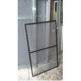 tela mosqueteira para janela na Vila Madalena