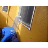 tela mosquiteiro para janela preço no Jardim Lourdes
