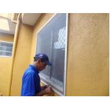 tela mosquiteiro para janela Conjunto Residencial Sabará