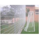 tela para quadra de futebol preço no Jardim Metropolitano