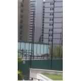 tela para quadras em SP Moema