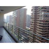 tela protetora para varanda de apartamento na Lapa
