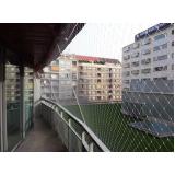 tela protetora para varanda na Vila Monte Alegre