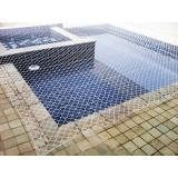 telas de piscina para proteção Embaré
