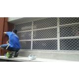 telas de proteção para janelas no Jardim Itacolomi