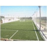 telas de proteção para quadra esportiva no Jardim Vila Rica
