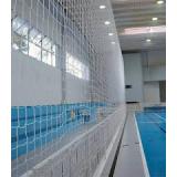 tela de proteção para quadra de tênis