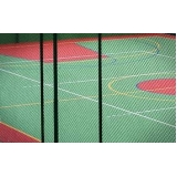 telas de proteção para quadra poliesportiva