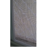 telas mosquiteiro com velcro no Jardim Oriental