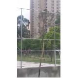 telas para quadras em SP preço em Embu Guaçú