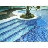 telas proteção para piscina Limão