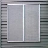 tela de protetora para janela de vidro