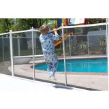 tela protetora de piscina removível