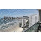 venda de rede para proteção de sacadas Vila Jabaquara