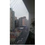 venda de rede proteção para apartamento Vila Romana