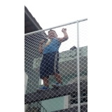 venda de redes de proteção para janelas Conjunto Residencial Sabará
