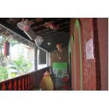 venda e instalação de telas de proteção na Serra da Cantareira