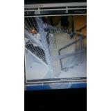 vendas e manutenção de telas de proteção na Vila Uberabinha